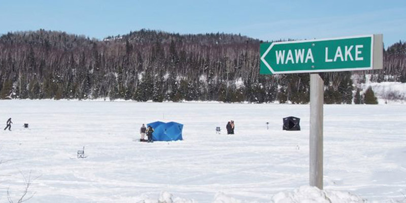 Wendover ontario ice fishing tournament for Ice fishing tournament